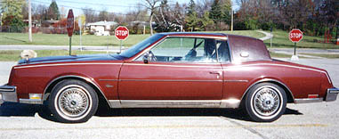 Buickriviera on 1982 Oldsmobile 4 Door
